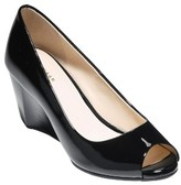 Cole Haan Women's Sadie Open Toe Wedge Pump