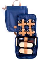 Bey-Berk 10Pc Shoe Shine Kit