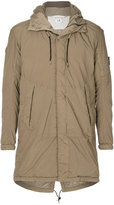 C.P. Company hooded coat
