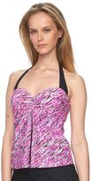Free Country Women's Flyaway Bandeau Halterkini Top