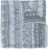 Valentino Garavani Garden Of Earthly Delights scarf - women - Silk - One Size