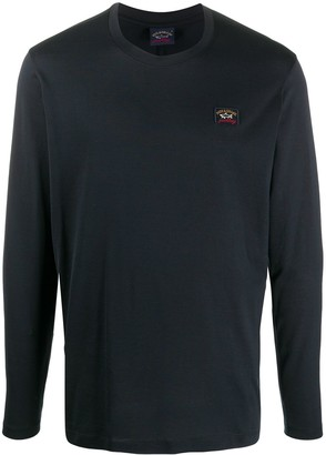 Paul & Shark crew neck organic cottonT-shirt