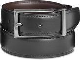 Perry Ellis Men's Reversible Leather Belt