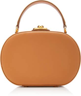 Mark Cross Gianna Leather Shoulder Bag