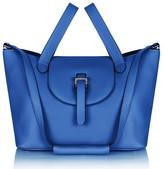 Meli-Melo Thela Medium Tote Bag Cobalt Blue