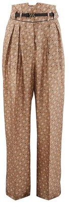Fendi Karligrafy trousers