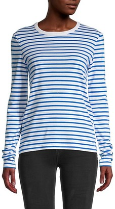 Rag & Bone Striped Long Sleeve T-Shirt