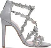 Carvela Goa metallic sandals