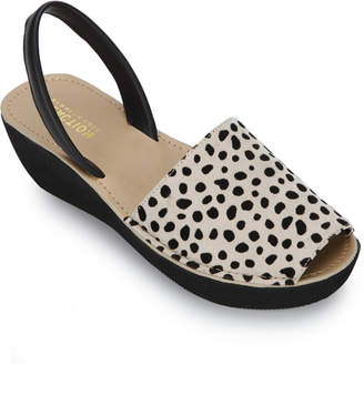 Kenneth Cole Reaction Women Fine Glass Wedge Sandals Women Shoes