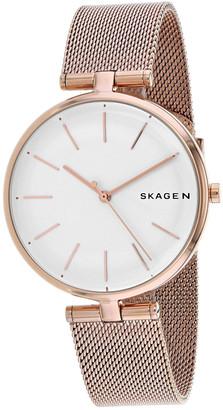 Skagen Women's T-Bar Watch