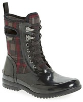 Bogs Sidney Tall Waterproof Lace-Up Boot