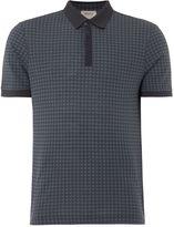 Armani Collezioni Man Jersey Polo-shirt