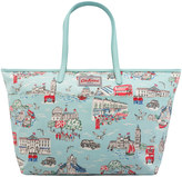 Cath Kidston London Town Large Trimmed Tote