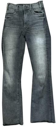Mother Grey Denim - Jeans Jeans for Women