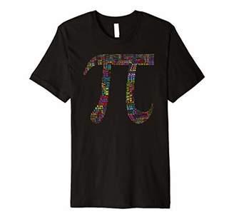 Pi I Ate Sum Math Equation Shirt Funny Math Teacher Day Premium T-Shirt