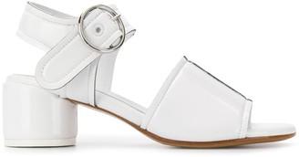 MM6 MAISON MARGIELA buckle strap sandals