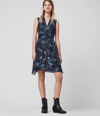 AllSaints Jayda Evolution Dress