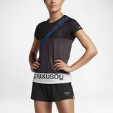 Nike NikeLab Gyakusou Dri-FIT Women's Short Sleeve Running Top