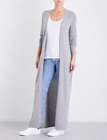 Madeleine Thompson Tie-waist knitted cashmere dressing gown