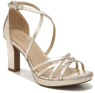 Naturalizer Cecile Strappy Heeled Sandal - Wide Width Available