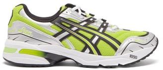 Asics Gel-1090 Mesh Running Trainers - Green Multi