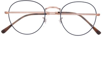 Ray-Ban Round Frame Lightweight Glasses