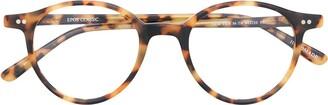Epos Newpan round frame glasses