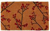 Rejuvenation Doormat with Red Berries