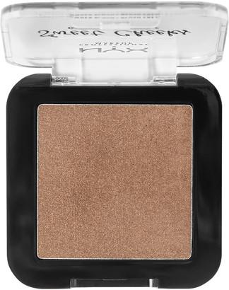 NYX Sweet Cheeks Creamy Powder Blush Glow So Taupe