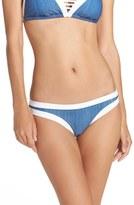 Seafolly Women's Block Party Hipster Bikini Bottoms