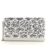 MICHAEL Michael Kors Flora Burst XL Wallet on a Chain