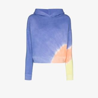 MAISIE WILEN Glow tie-dye hoodie