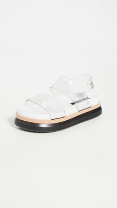 Melissa Cosmic Sandal Ii Slides
