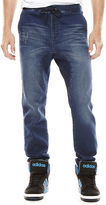 JCPenney HOLLYWOOD THE JEAN PEOPLE Hollywood Denim Jogger Pants
