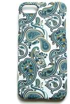 Pretty Green Paisley Iphone 7 Case