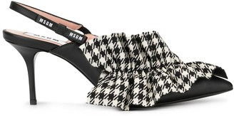MSGM Houndstooth Application Pumps