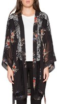 Willow & Clay Women's Floral Print Robe