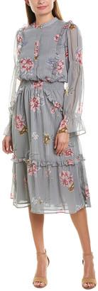 Walter Baker Grayce Midi Dress