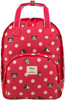 Cath Kidston Mickey and Friends Button Spot Multi Pocket Backpack