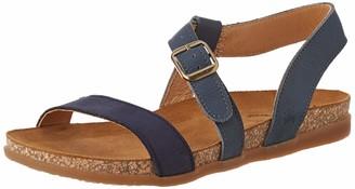El Naturalista Women's Zumaia Open Toe Sandals