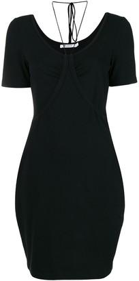 alexanderwang.t Short Sleeve Dress