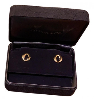 Tiffany & Co. Elsa Peretti Yellow Yellow gold Earrings