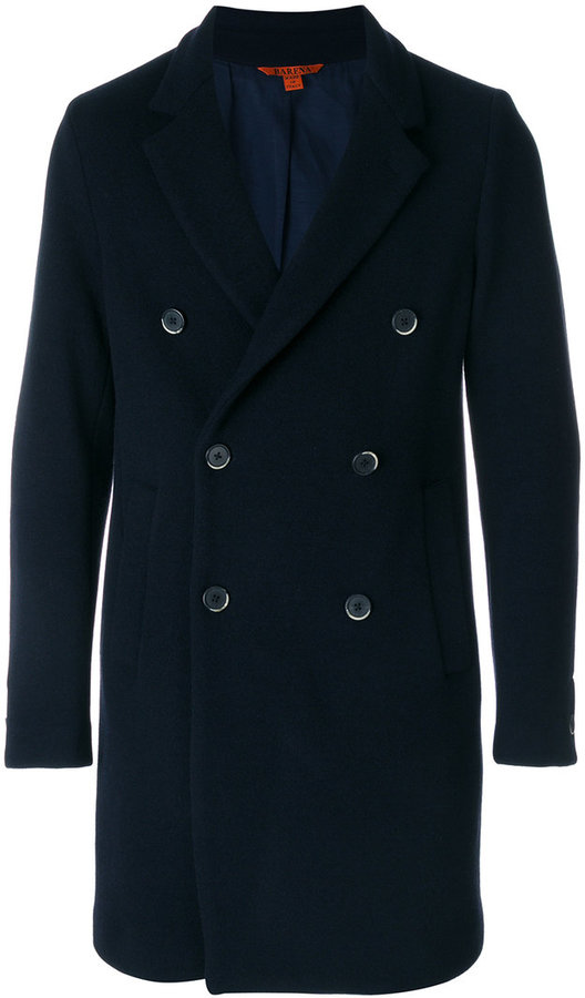 Barena double breasted coat