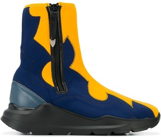 Toga Pulla Sock-Style Boots