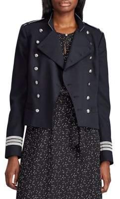 Lauren Ralph Lauren Military-Inspired Jacket