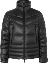 Moncler Canmore Quilted Down Ski Jacket