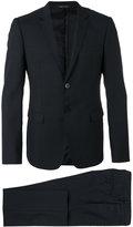 Emporio Armani flap pockets two-piece suit
