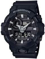 G-Shock G Shock Black Dial Shock Resistant Black Strap Watch