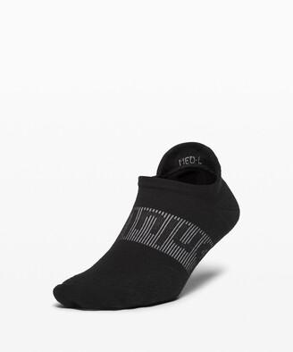 Lululemon Power Stride Tab Sock *Wool
