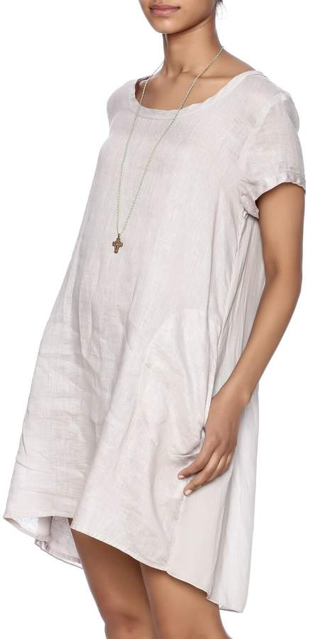 Cp Shades Linen Tunic